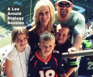 Lee Arnold Strategy Session: A Personal Look