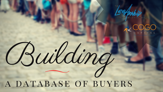 Building a Database of Wholesale Buyers