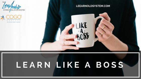 Learn Like a Boss