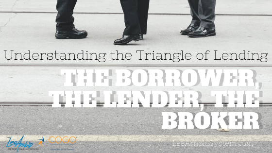 Understanding the Triangle of Lending