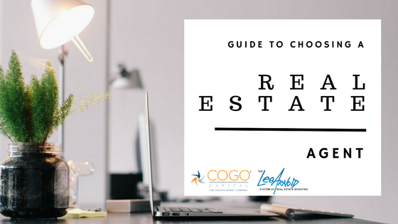 Guide to Choosing a Real Estate Agent