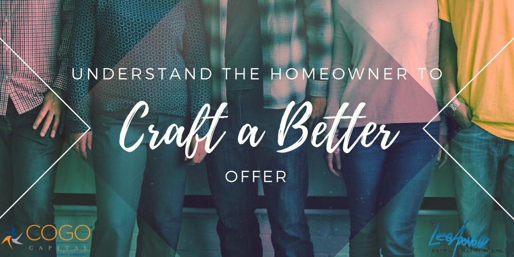 Craft a Better Offer