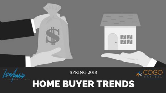 Spring 2018 Home Buyer Trends