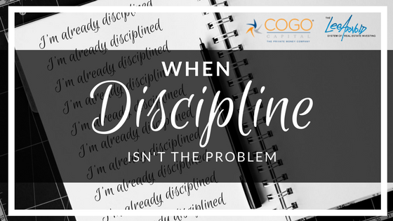 When Discipline Isn't the Problem