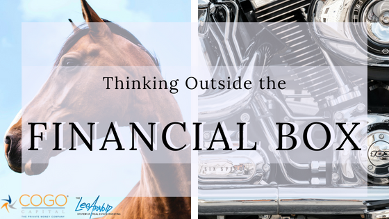Thinking Outside the Financial Box